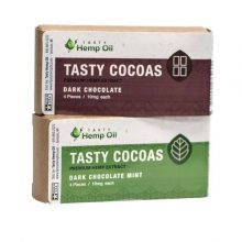 Tasty Cocoas (1 Box Of 4 Chocolates)