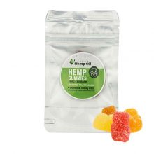 Tasty Hemp Gummies (4ct / 25mg Ea)