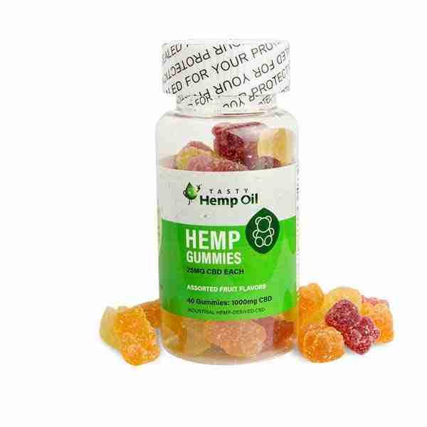 groovyhempcompany.com provides Tasty Hemp Oil Gummies 25mg Organic CBD.