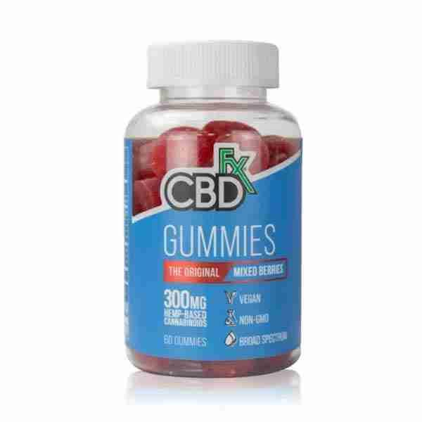 groovyhempcompany.com provides CBDfx Gummy Bears 60 Count, 5mg Organic CBD.