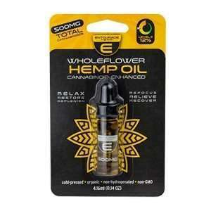 WholeFlower Hemp Oil 4.16ml (500-1000mg CBD)