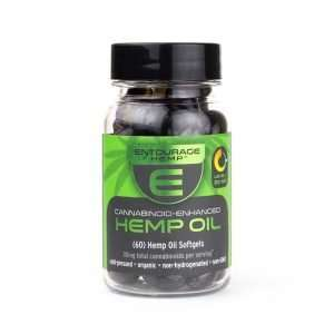 Hemp Cannabinoid Softgels