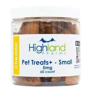 Pet Treats+ Small – 60Ct