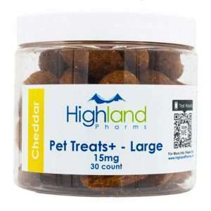 Pet Treats+ Large – 30Ct