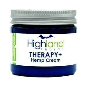 Therapy+ Hemp Cream – Small (2oz)