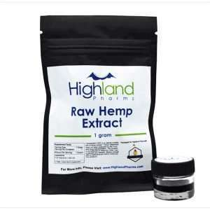 Hemp Extract – Jars