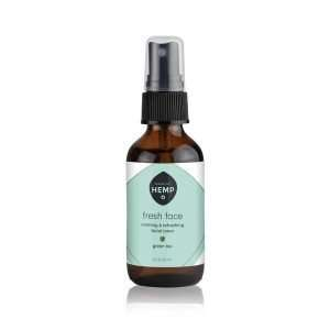 Fresh Face, Face Toner 4oz All-Natural