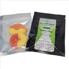 2 Pack Gummy Rings 20mg Isolate CBD Gummy Rings