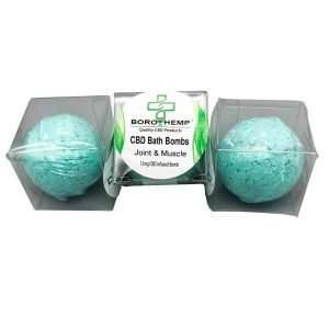 Bath Bombs, 12mg CBD
