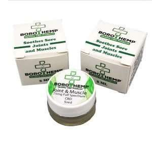 Joint & Muscle Balm 75mg CBD
