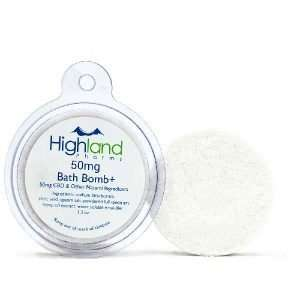 All Natural 50mg Bath Bomb – Set Of 2 Luxurious Bombs