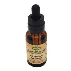 CBD Pet Tinctures, Bacon Flavored. Full Spectrum 30ml