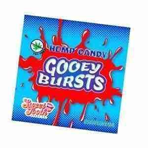 Gooey Bursts CBD Candy, 25mg CBD