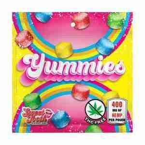 CBD Yummies, 40mg CBD