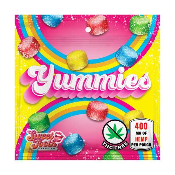 groovyhempcompany.com provides Exclusive Hemp Farms Yummies CBD Gummies, 40mg CBD.