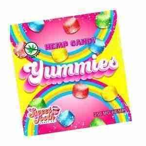 CBD Yummies, 25mg CBD
