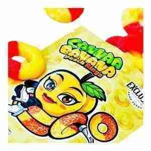 Cannaa Banana Delta 8 Peach Rings