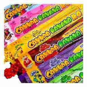 Cannaa Banana Ropes Delta 8 Candy